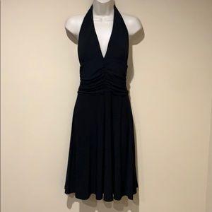 WHBM halter dress